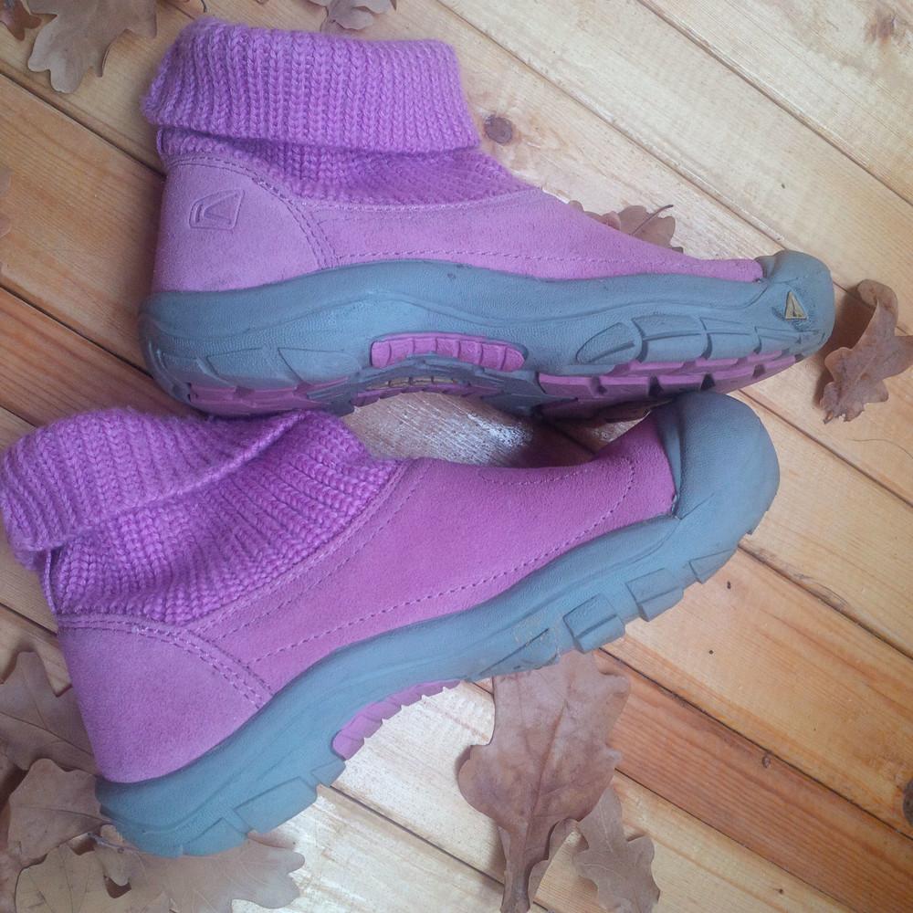 Keen лучшие обувь для непосед 33р 20см-ножка фото №2