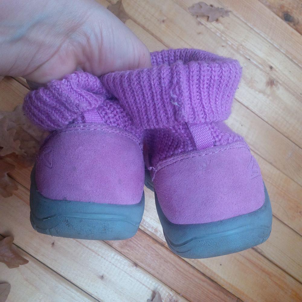 Keen лучшие обувь для непосед 33р 20см-ножка фото №6