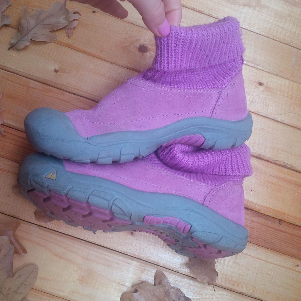 Keen лучшие обувь для непосед 33р 20см-ножка фото №7