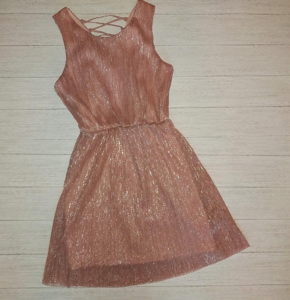 Коктейльное платье для девочки фото №2
