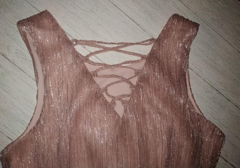 Коктейльное платье для девочки фото №3