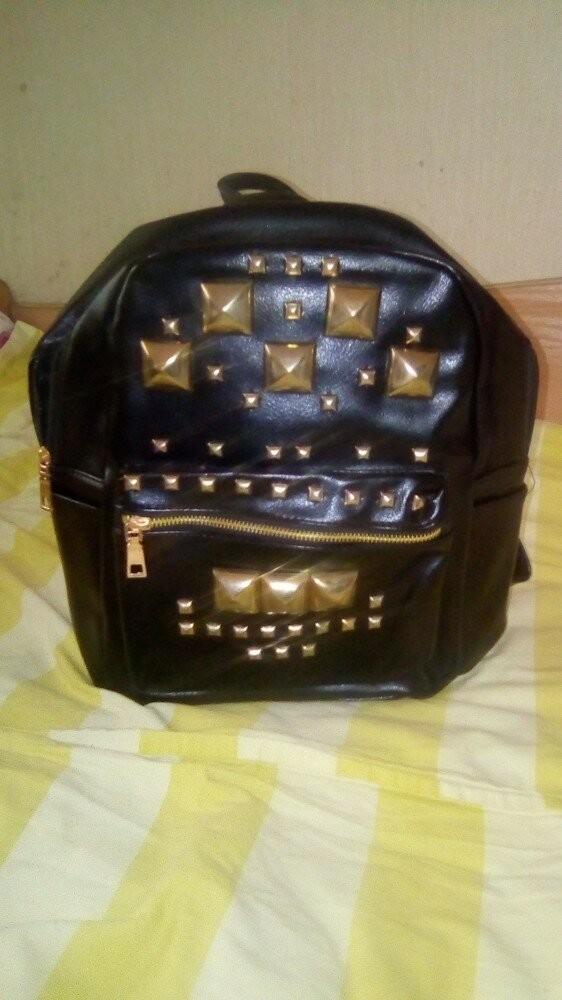 Женская сумка рюкзак фото №1