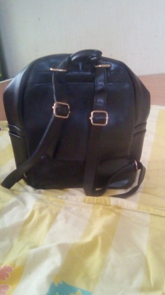 Женская сумка рюкзак фото №2