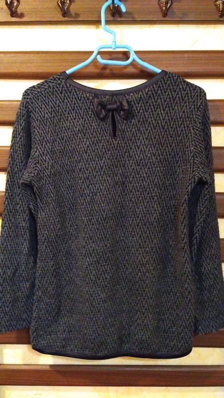 Кофта жіноча, свитер женской, светр жіночий, розмір s-m фото №4