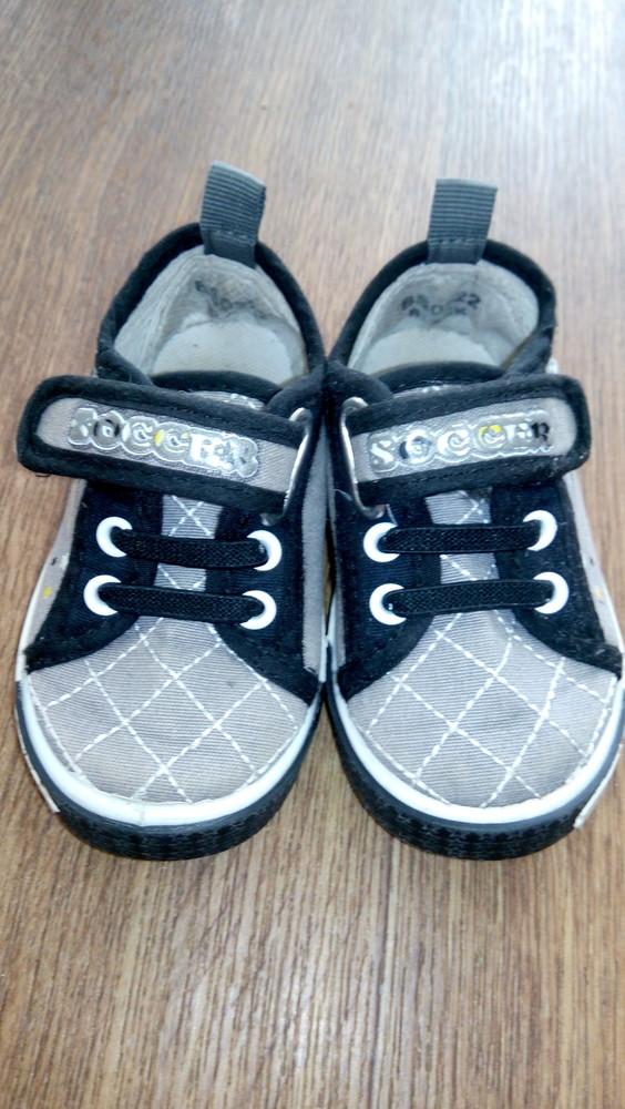 Кроссовки, мокасины, туфли, кеды фото №1
