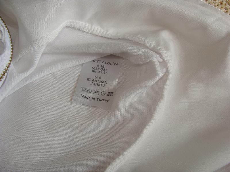 Блуза размер с/м для старшеклассницы или худенькой мамочки фото №3