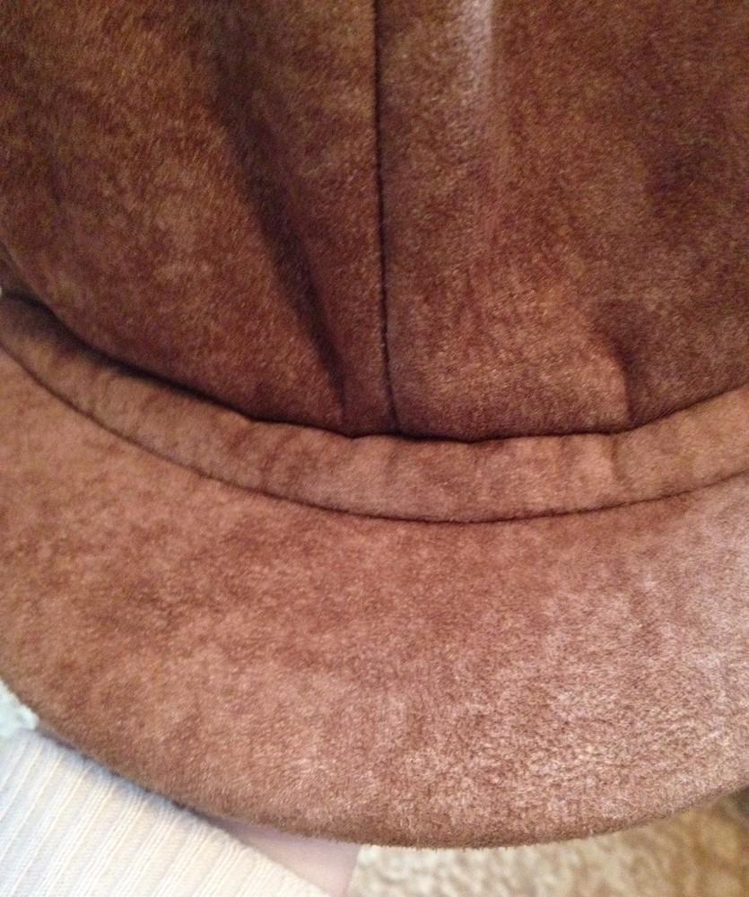 Продам кепку утепленную для девочки фото №5