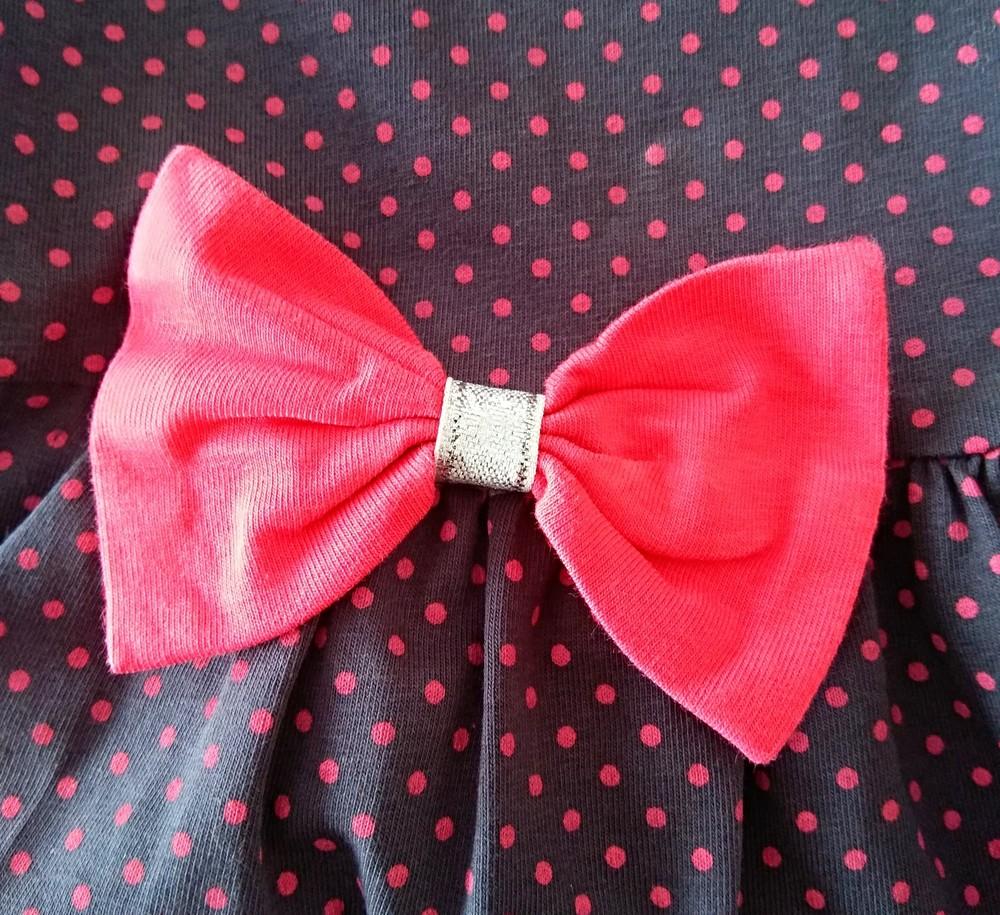 Красивый комплект платье и топ baby pink р. 4(104) фото №4