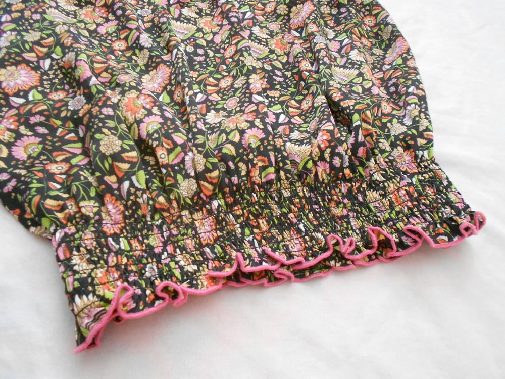 River island топ блуза с оборками, р.12, европ.38, м-ка фото №5