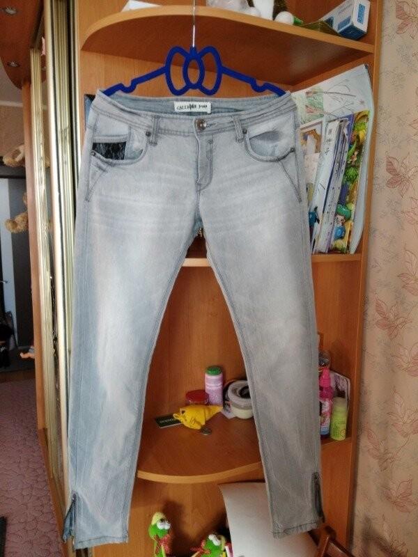 Продам красивые и модные джинсы фирмы calliope на девушку 44-46 р фото №2