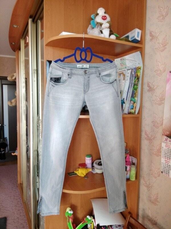 Продам красивые и модные джинсы фирмы calliope на девушку 44-46 р фото №3