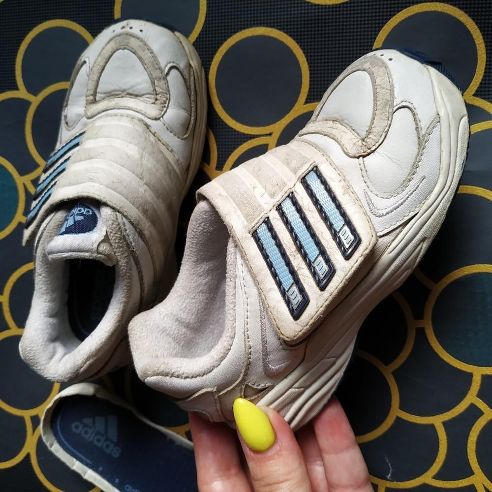 Кроссовки adidas, оригинал. 15,5 см фото №5