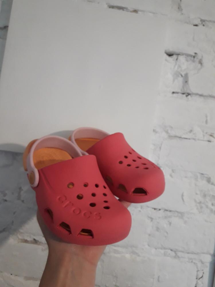 Crocs кроксы оригинал с11 фото №1