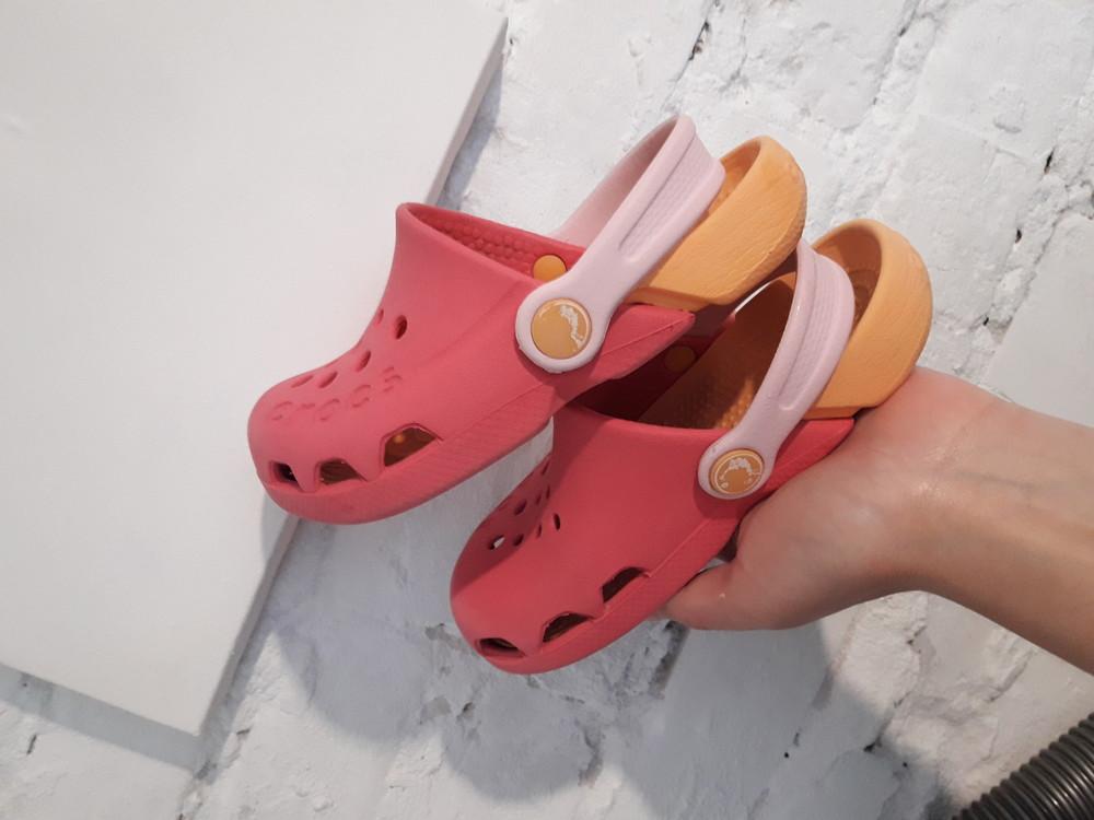 Crocs кроксы оригинал с11 фото №3