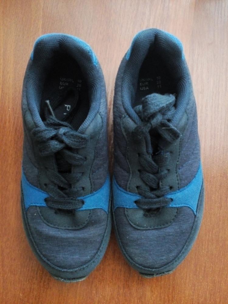 Кроссовки primark 28 р 17,5 см. отличное состояние. фото №1