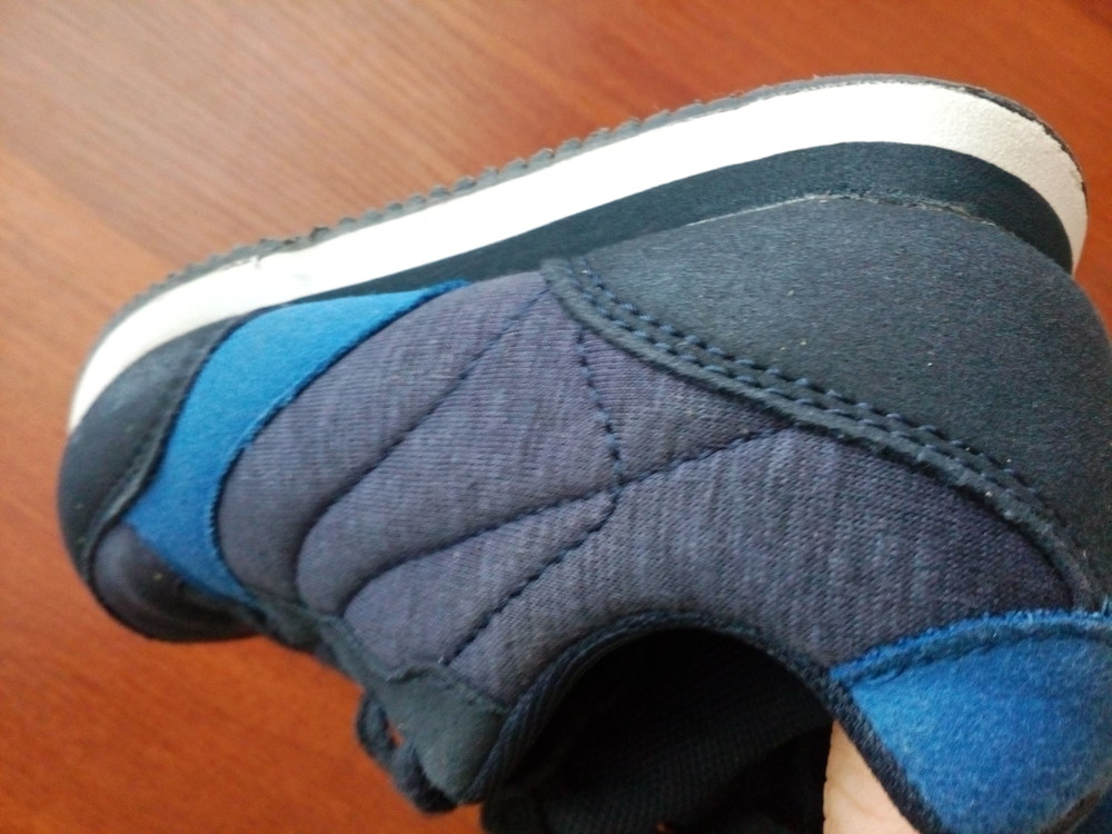 Кроссовки primark 28 р 17,5 см. отличное состояние. фото №4