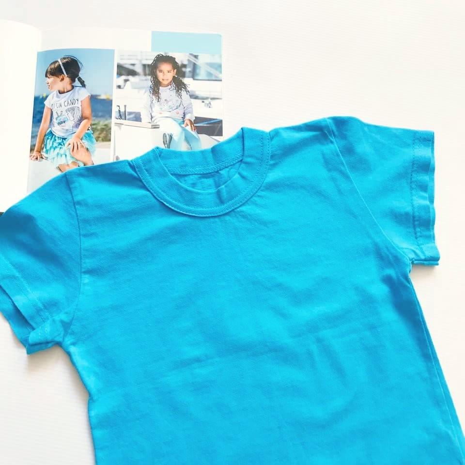 Школа, детский сад - однотонные футболки унисекс на р122-134 фото №4