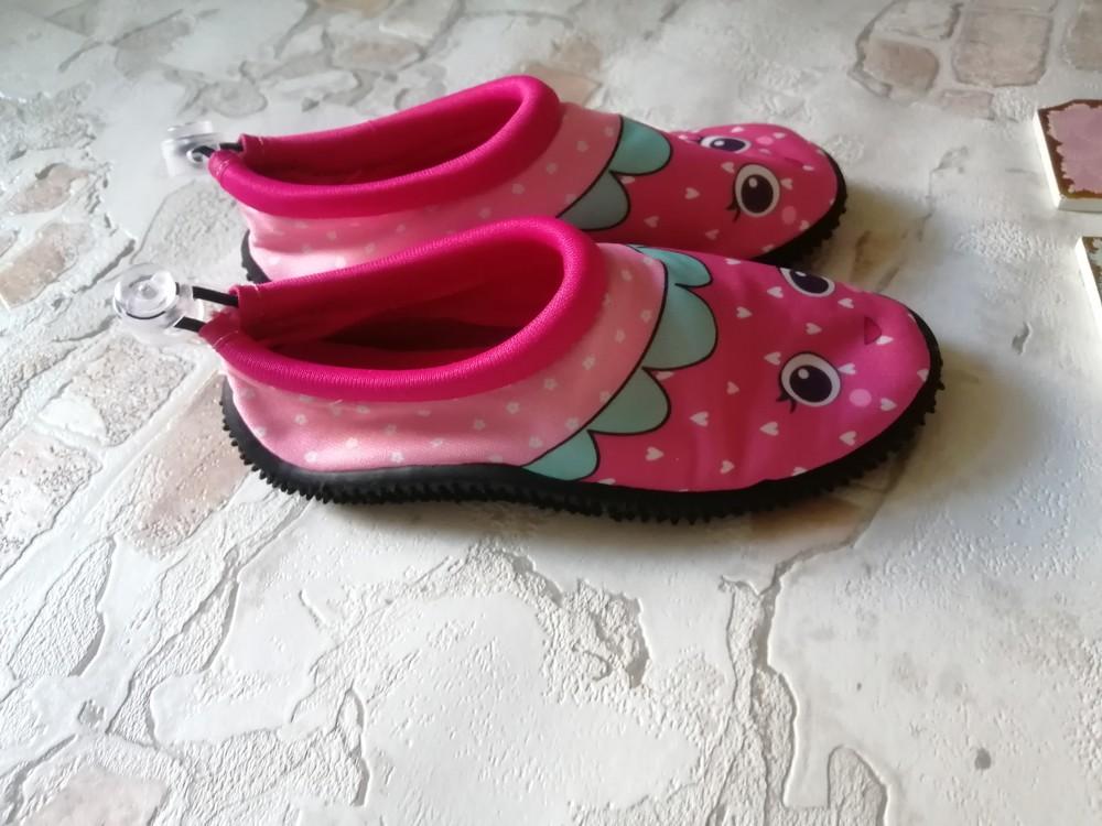 Аквашузы, обувь на море, речку, в бассейн размер 26-27 фото №3