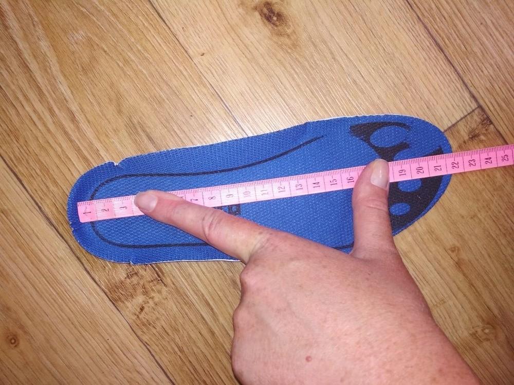 Кроссовки lico 21,5см фото №7