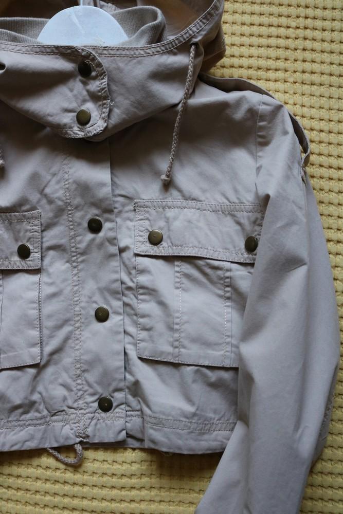 Куртка bershka фото №1