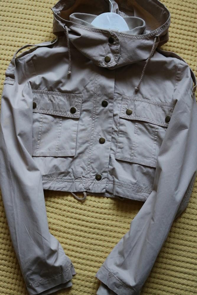 Куртка bershka фото №2