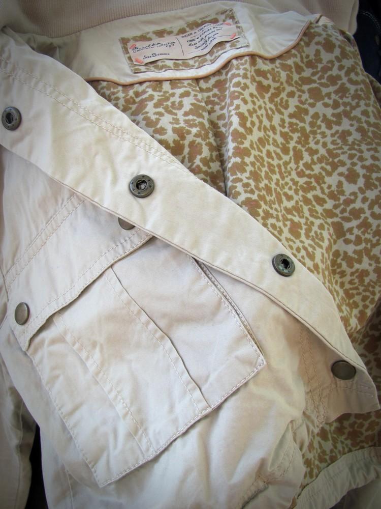 Куртка bershka фото №3