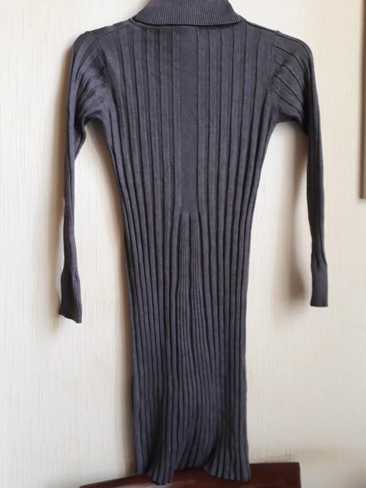 Платье-свитер-гольф malvin рр м фото №4