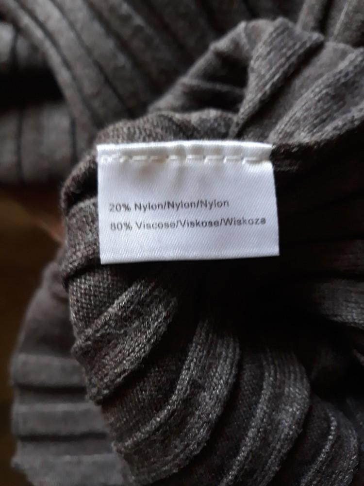 Платье-свитер-гольф malvin рр м фото №6
