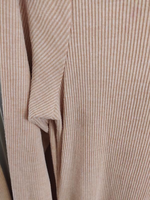 """Asos стильное двухцветное трикотажное платье в """"рубчик"""", l-ка фото №7"""