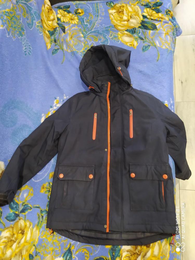 Куртка на подростка 14-16 лет деми б. у. фото №1