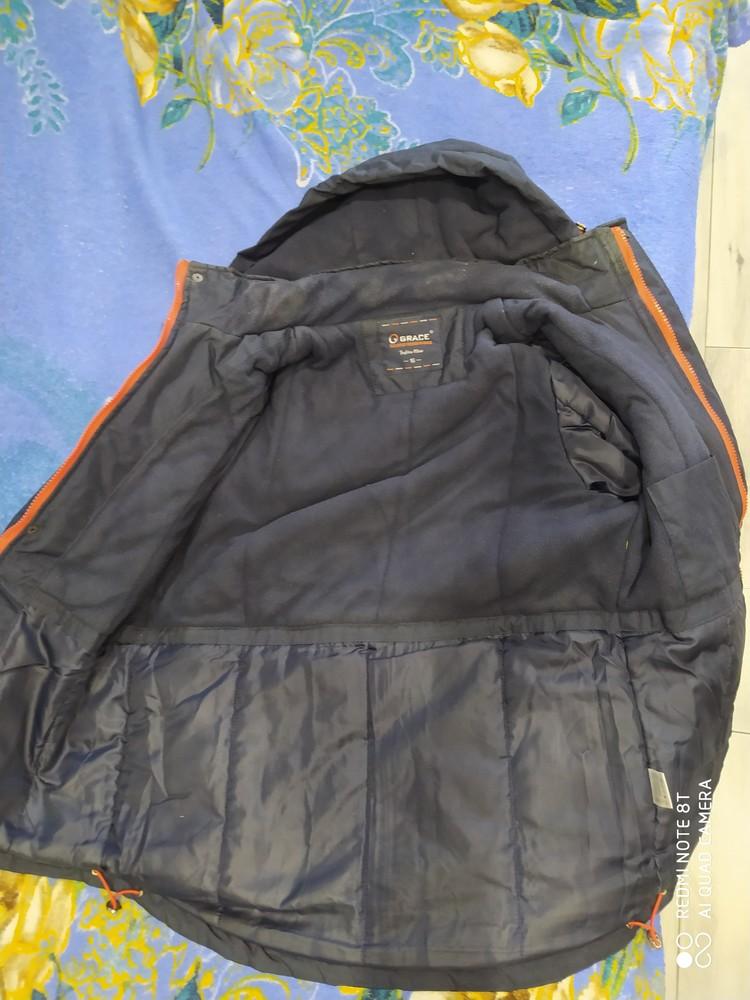 Куртка на подростка 14-16 лет деми б. у. фото №2