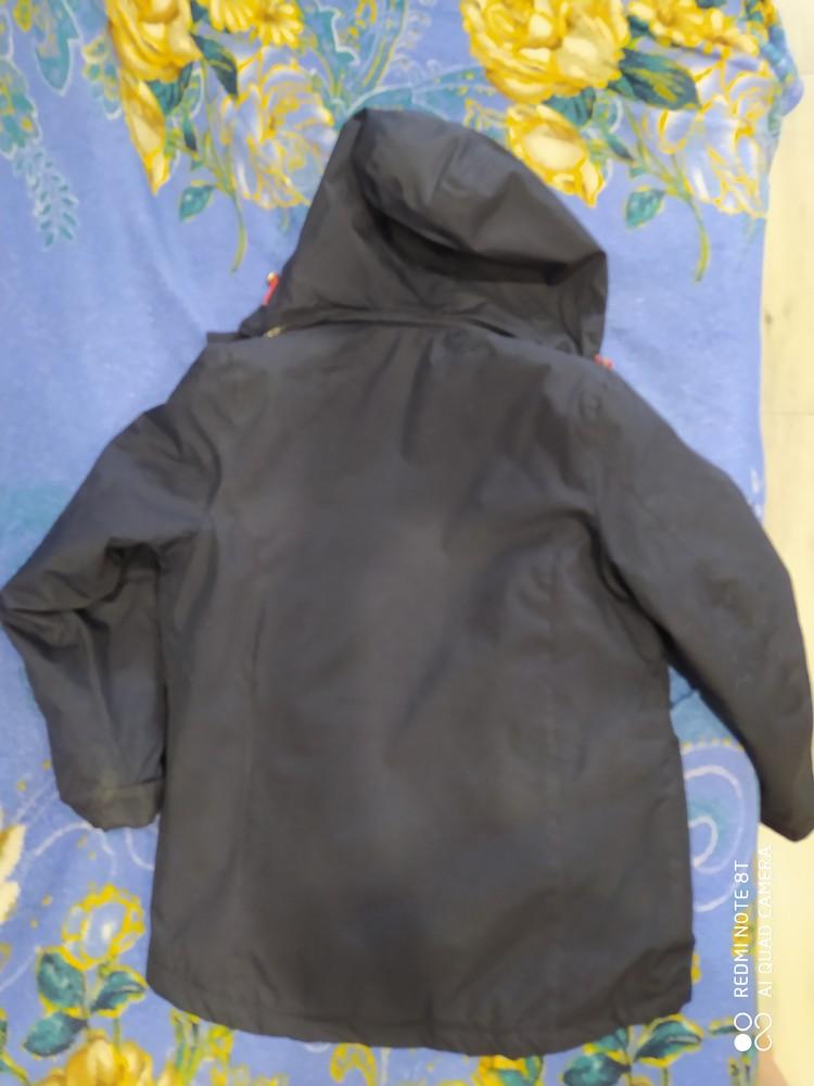 Куртка на подростка 14-16 лет деми б. у. фото №5