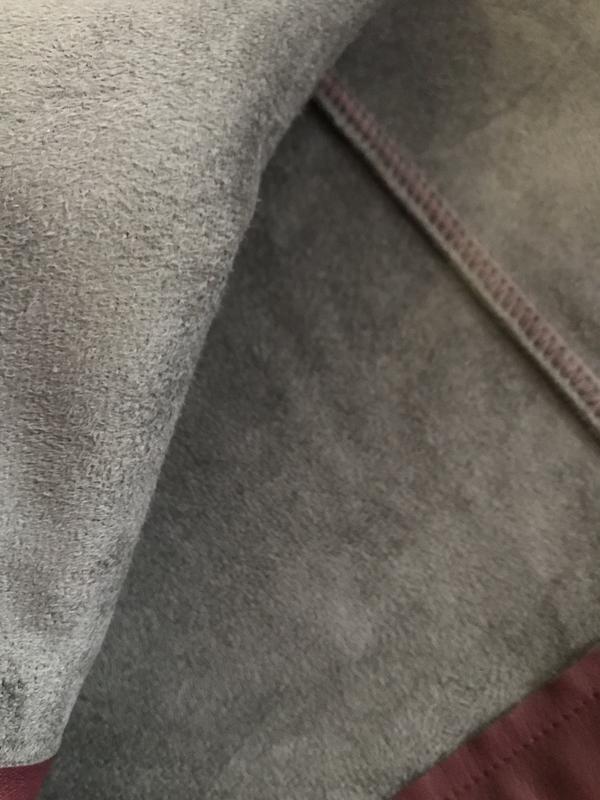 Юбка миди, юбка эко кожа, облегающая юбка, юбка вишневого цвета,vila,юбка карандаш фото №7