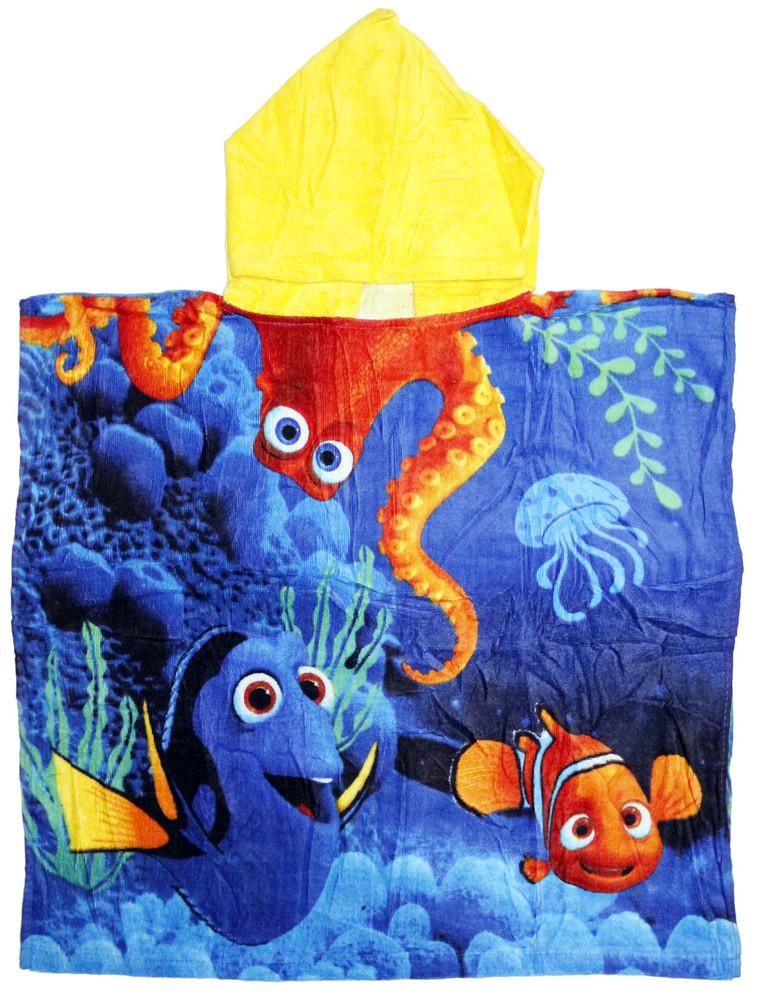 Пляжні полотенця пончо фото №7