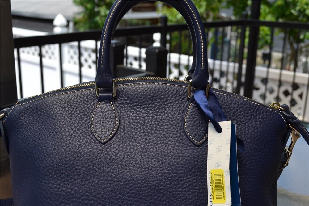 Сумка dooney and bourke satchel,оригинал фото №8
