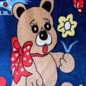 Одеяло- плед детский.б.у. в хорошем состоянии. фото №1