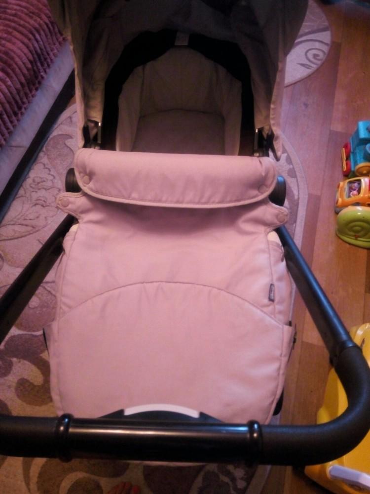 Продам стильную, универсальную и удобную коляску чико урбан, три положения фото №9
