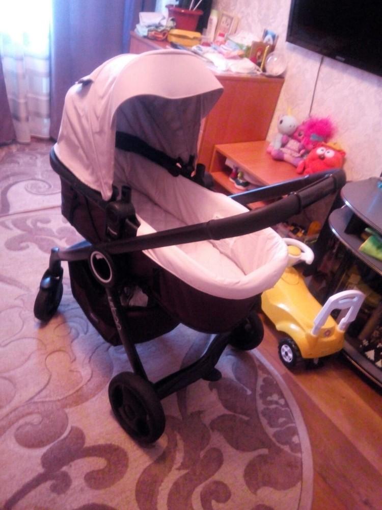 Продам стильную, универсальную и удобную коляску чико урбан, три положения фото №2