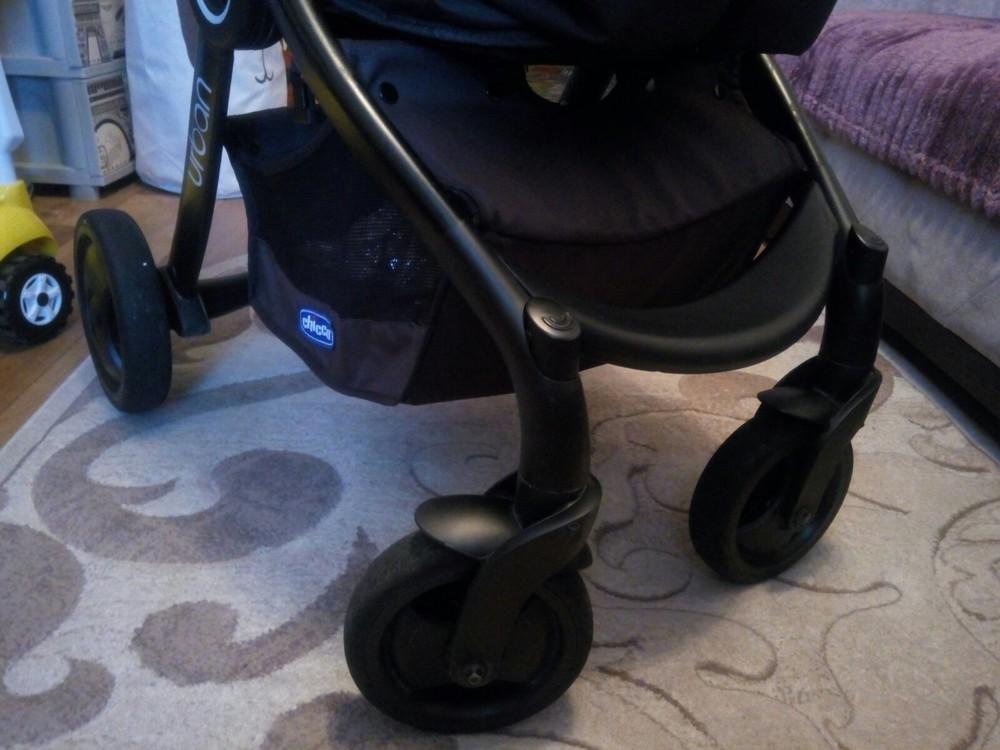 Продам стильную, универсальную и удобную коляску чико урбан, три положения фото №8