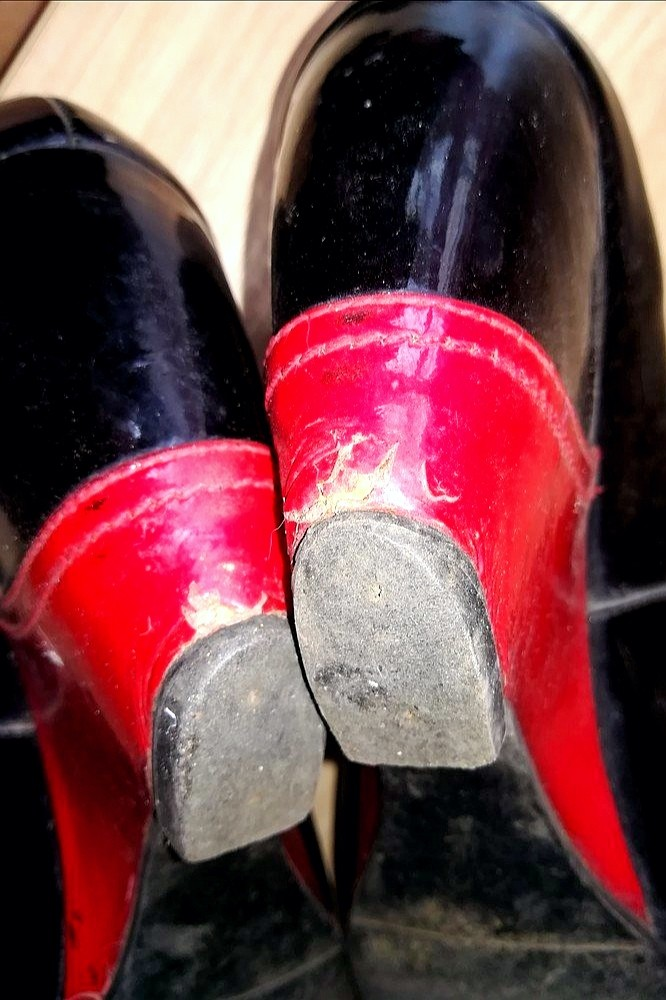 Женские туфли, б/у фото №2