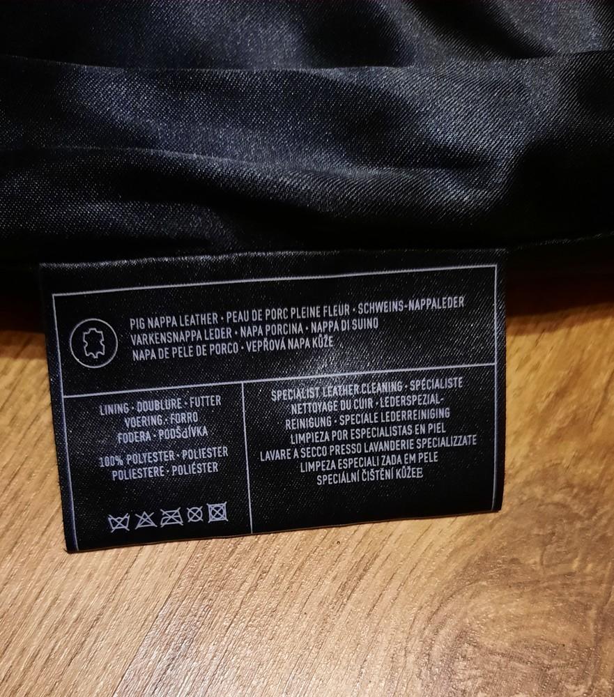 Кожаные штаны canda натуральная кожа размер l-xl фото №9