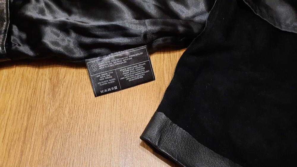 Кожаные штаны canda натуральная кожа размер l-xl фото №8